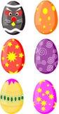Uovo di Pasqua illustrazione di stock