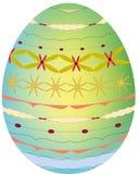 Uovo di Pasqua Immagini Stock Libere da Diritti