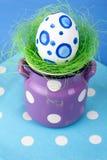 Uovo di Pasqua Fotografie Stock