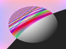 Uovo di Pasqua aumentante. Fotografia Stock Libera da Diritti
