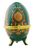Uovo di Pasqua Per monili Fotografie Stock Libere da Diritti