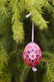 Uovo di Pasqua 2 Fotografie Stock Libere da Diritti