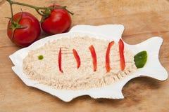 Uovo di pesce dei pesci Immagine Stock