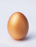 Uovo dorato Fotografie Stock