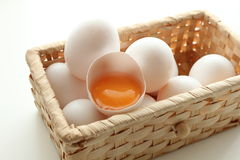 Uovo fresco Immagine Stock