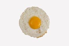 Uovo fritto fotografie stock