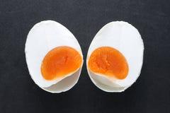 Uovo salato fotografia stock libera da diritti