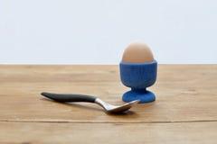 Uovo sodo immagine stock