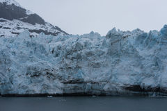 Up Close to a Tidewater Glacier Royalty Free Stock Photography