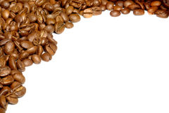 Up coffee bg Royalty Free Stock Photography