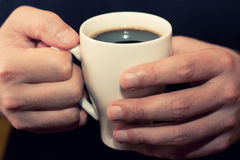 Сup of coffee Royalty Free Stock Image