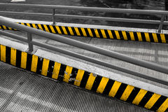 Industrial Ramp Stock Photography