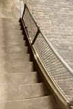 Up the down staircase royalty free stock image