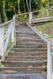 Up steps Royalty Free Stock Photography