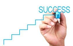 Up To Success Stock Photos