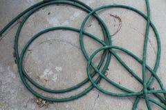 Upaćkany wąż elastyczny Obrazy Royalty Free