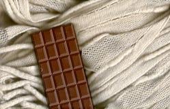 Upał czekolada Obraz Royalty Free