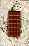 Upał czekolada Zdjęcia Royalty Free