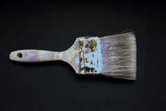 upaćkany paintbrush Obrazy Stock