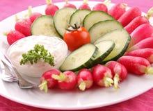 upadów warzywa Zdjęcie Stock