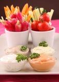 upadów warzywa Zdjęcia Stock