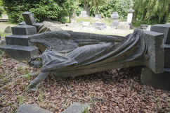 upadły anioł Fotografia Royalty Free
