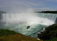 upadły kubiczny milionów wody Obraz Royalty Free