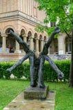 Upamiętniać 1989 rewolucję w Bucharest zdjęcie royalty free