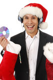 Upbeat Christmas Music Stock Photos