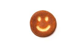 Upcake del ¡de Ð con sonrisas Imagen de archivo