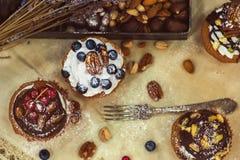 Сupcakes Stock Images