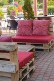 Upcycling - garnitures de meubles Photographie stock