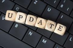 Update Stock Image