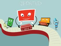 Update for PC, Notebook, tablet and phone. Update for PC, Notebook, tablet and smart phone
