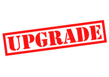 upgrade images stock
