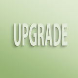 Upgrade Royalty Free Stock Images