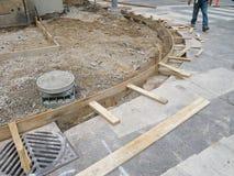 Upgrade to sidewalk Stock Images