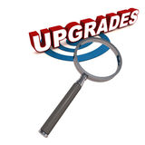 Upgrades Stock Images