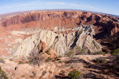 Upheaval Dome Royalty Free Stock Images
