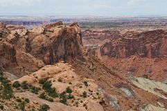 Upheaval Dome Stock Images