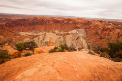 Upheaval Dome Royalty Free Stock Photo