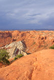Upheaval Dome at Canyonlands National Park Royalty Free Stock Photography