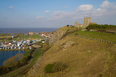 Free Uphill Church And Boat Yard Somerset Stock Images - 29314464