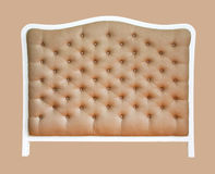 Upholster back Royalty Free Stock Photography