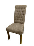 Upholstered chair Royalty Free Stock Images