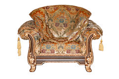 Upholstered furniture. Royalty Free Stock Photo