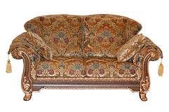 Upholstered furniture. Stock Images
