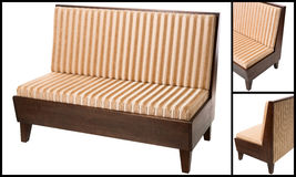 Upholstered furniture Royalty Free Stock Photo