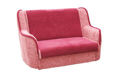 Upholstered furniture Royalty Free Stock Photos