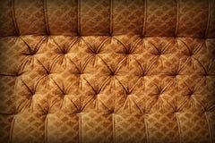 Upholstery de Brown - fundo retro imagem de stock royalty free